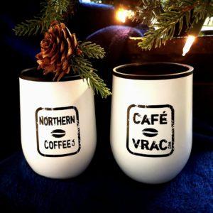 Northern-Coffee mug Christmas promotion