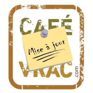 Mise à jour de Cafe-Vrac